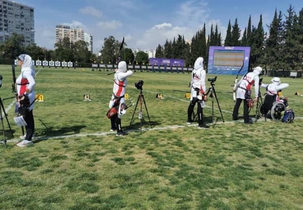جام جهانی تیراندازی با کمان، نتایج کمانداران کشورمان در ریکرو بانوان و کامپوند مردان